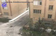 طوفان تهران خسارتی نداشت