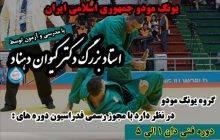 برگزاری وبینار انلاین گروه یونگ مودو ایران